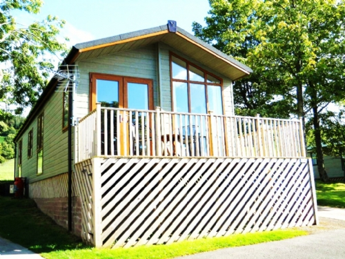 Tamarack Lodge new cottage in Ullswater by Lakes Cottage Holidays
