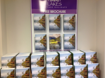 Order your 2013 Lakes and Cumbria brochure now