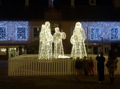 Carlisle Christmas Kings Lights
