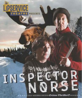 Inspector Norse presented by Lipservice in Keswick