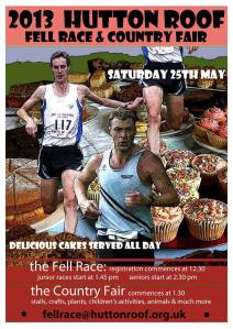 Hutton Roof Fell Race and Country Fair