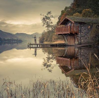 Boathouse Duke of Portland, Ullswater - Sleeps 2