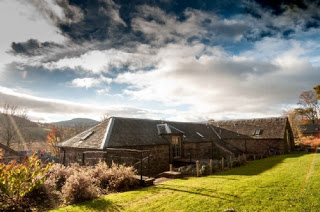 Locherlour Mill Cottage, Perthshire, Scotland sleeping 2/4