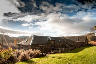 Locherlour Mill Cottage, Perthshire, Scotland sleeping 2/4