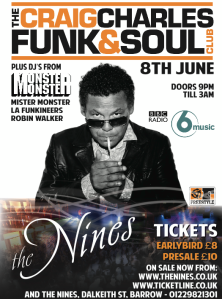BBC 6 Funk and Soul Event