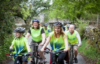 Skyride cycling initiative