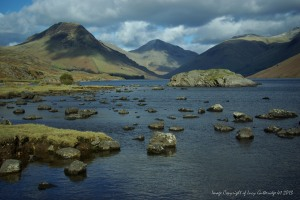 Wast Water by Lucy Gutteridge